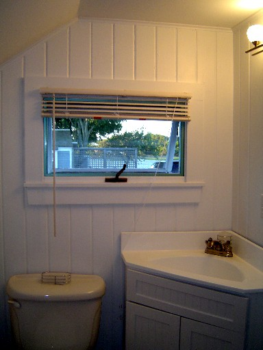 Rest Room and Shower