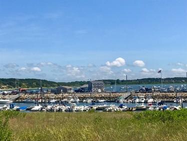 Wellfleet Inner Harbor