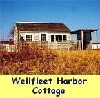 Wellfleet Harbor Cottage