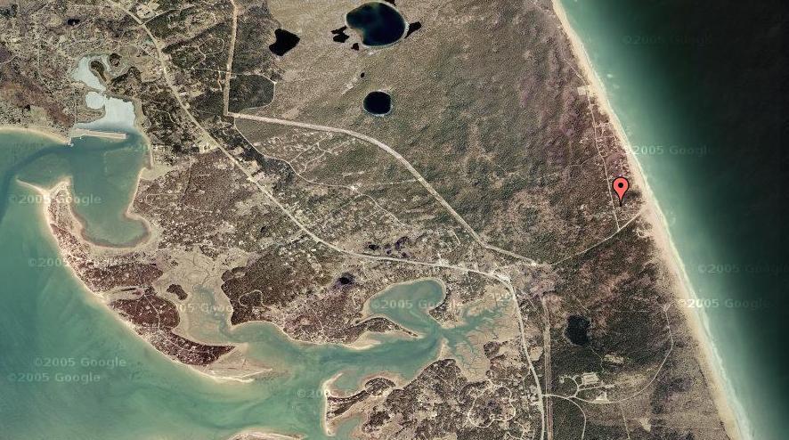 Aerial View Of Wellfleet